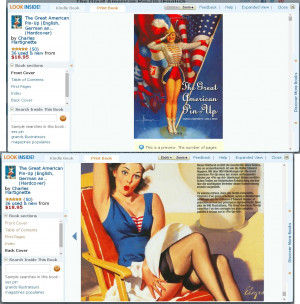 Famous Pin Up Girls Quotes On the famous pin-up girl