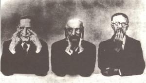 Marcel Duchamp, Erik Satie, et James Joyce: