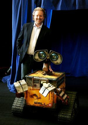 Andrew Stanton Wall E And writer andrew stanton