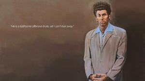 Kramer Seinfeld Wallpaper 1680x944 Kramer, Seinfeld