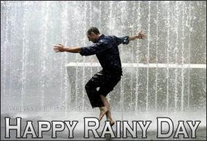 Happy Rainy Day Quotes Happy rainy day quotes