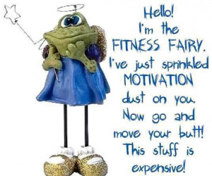 Exercise in the New Year (and beyond) 4: no motivation?