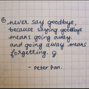 Goodbye Quotes Tumblr