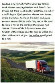 American Truckers!