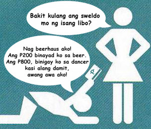 Pinoy Husband and Wife Jokes