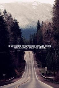 Any road #travel #quote #inspiration