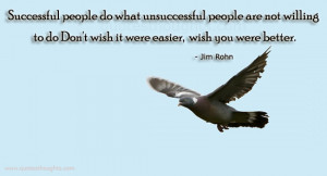 Success Quotes-Thoughts-Jim Rohn-Successful people-Wish-Best Quotes