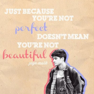 Related Pictures zayn malik quotes sayings meaningful positive cute