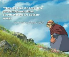 howls moving castle quotes
