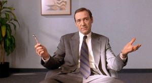 Kevin Spacey American Beauty Workout