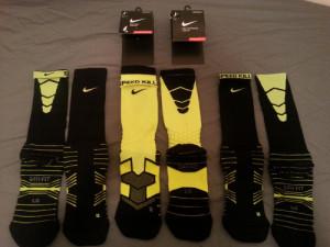 What's good with Nike Elite Basketbal Crew socks? (SOCKS FTW!) - Page ...