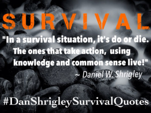 Survival Quotes and Sayings