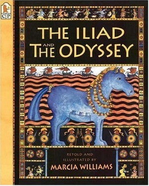 """Start by marking """"The Iliad and the Odyssey"""" as Want to Read:"""