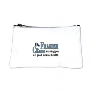 ... Gifts > Fraser Wallets > Frasier Good Mental Health Quote Coin Purse