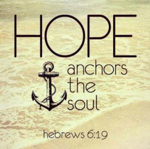 Cute Anchor Sayings Anchor sayings. via janet