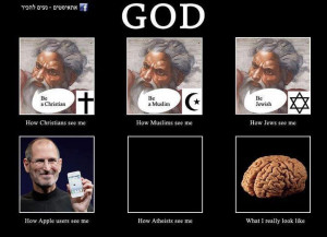 Alternate views of God: