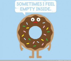 empty inside
