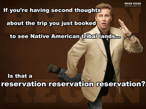 Found a nice one with Brian Regan! Awesome jokes!