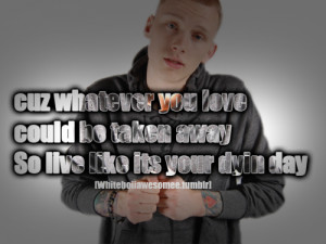 Machine Gun Kelly Quotes