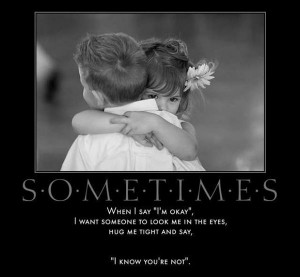 Hug Me Tight Quotes