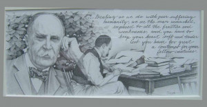 Osler Quotes Sea ~ William Osler's quotes, famous and not much ...