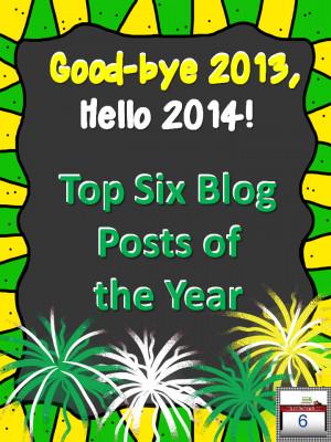 Bye 2013 hello 2014