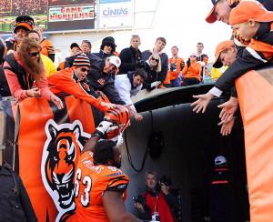 Nfl Fans Week Cincinnati Bengals Sports Illustrated Kids