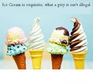 Quotes about ice cream 3