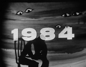 This adaptation of George Orwell's classic dystopian novel, 1984 , is ...