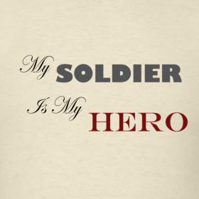 Design ~ My Soldier is My Hero