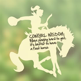 Cowgirl Quotes & Sayings