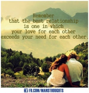 good relationship quotes - mansthoughts.com »
