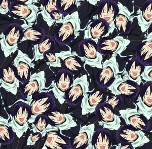 anime imagen xDDD yato noragami Yato Face