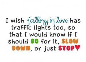 Funny falling in ...
