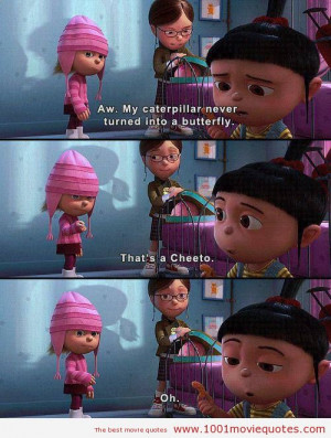 Despicable Me Quotes