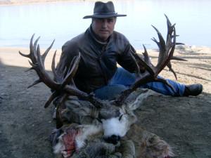 washington state record mule deer