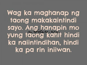Quotes About Love, Quotes Tagalog, Pinoy Quotes, Heart Broken Quotes ...