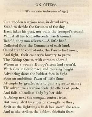 poems written by teens