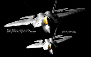 Aircraft military quotes F-22 Raptor