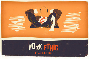 ... these steps to develop a strong work ethic work with your schedule