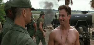 Lieutenant Dan Taylor Quotes and Sound Clips