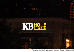 KB Hoe Great example of hilarious signs. Photo of KB Home Studio sign ...