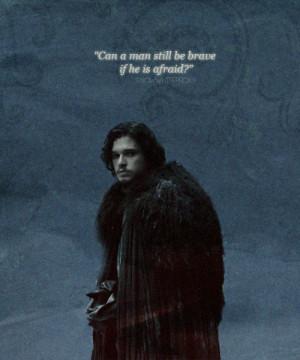 Jon Snow by EVFanKayda1020