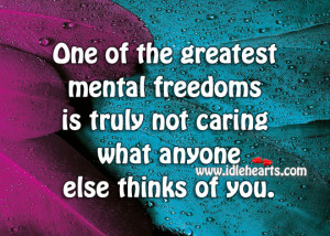 One The Greatest Mental...