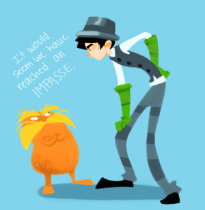 The Lorax Quotes Tumblr Lorax quotes