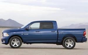 2009 Dodge Ram Power Wagon