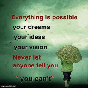 Motivational Quotes--thoughts-possible-ideas-vision-dreams