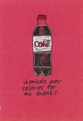 I Love Diet Coke