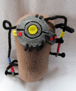Glados Potato Potato glados plushie by
