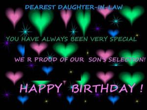 Daughter In Law Quotes For Facebook Wish for daughter-in-law.